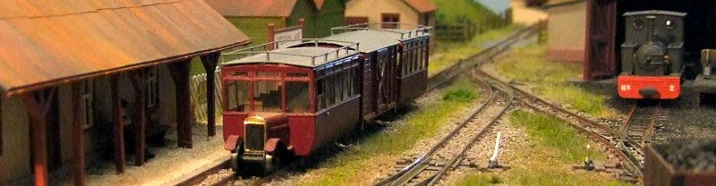 WESSEX NARROW GAUGE MODELLERS